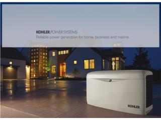 40Kw LP-Kohler Generator-Paralleling-$17,550, Puerto Rico