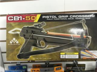 CB1-50 Pistol Grip Crossbow , Puerto Rico