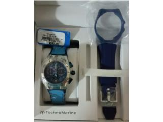 TECHNOMARINE CRUISE CALIFORNIA AZUL 40MM, Puerto Rico
