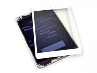 Ipad mini cristal digitizer, Puerto Rico