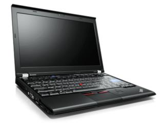 Lenovo T430 320GB HDD 4GB RAM Intel i5 2.5GHz, Puerto Rico