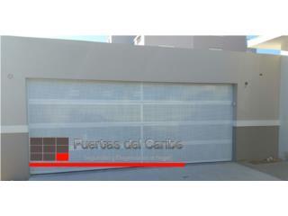 Aluminio y Perforado Blanco, Puerto Rico