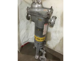 FSI Lenntech Filter Vessel 316 L SS Filter/ F, Puerto Rico