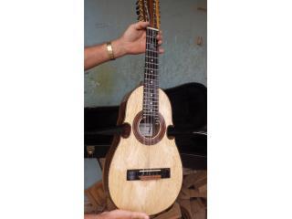 Cuatro Profesional por Ismael Santiago, Puerto Rico
