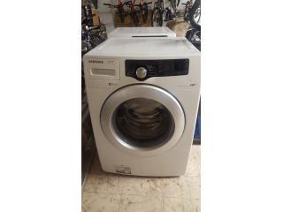 Combo Samsung front load lavadora y secadora, Puerto Rico
