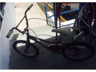 MALIB� GIRL'S  BICYCLE BIKE 8510-7, Puerto Rico