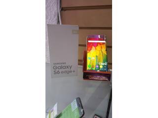 Samsung Galaxy S6 Edge Plus 32Gb Desbloqueado, Puerto Rico