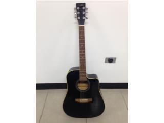 Guitarra Don Pablo Electroacustica, Puerto Rico