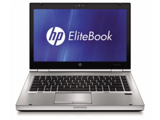 HP EliteBook 8460p Intel Core i5 2.5GHz, Puerto Rico