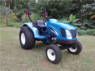 Tractor New Holland TC40A (G607576) 2WD Todo , Puerto Rico