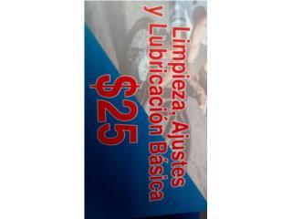 SERVICIO DE MANTENIMIENTO, FITEO,MECANICA,ETC, Puerto Rico