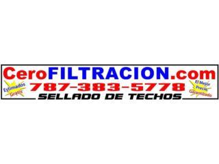 SELLADO DE TECHO, DANOSA, 787-383-5778, Puerto Rico
