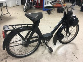 Bicicleta Solex alemana, Puerto Rico