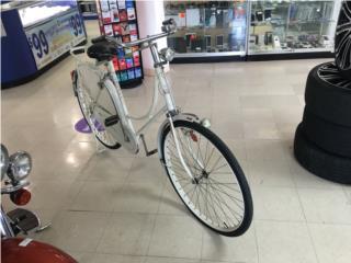 Bicicleta europea antigua, Puerto Rico