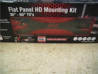 Z-line flat panel HD mounting kit, Puerto Rico