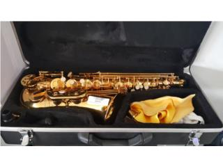 saxofon Alexi, Puerto Rico