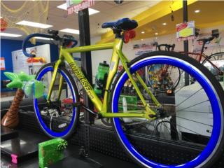 Impulse Bicycle, Puerto Rico