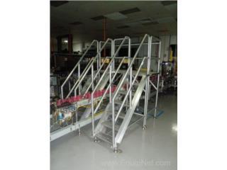 Escalera de Aluminio Crossover 56, Puerto Rico