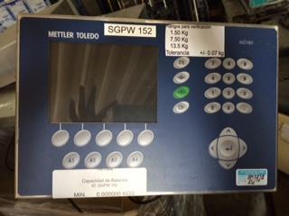 Mettler Toledo Advanced Weighing Terminal, Puerto Rico