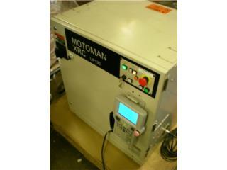 ROBOT Motoman UP130 & Controller, Puerto Rico