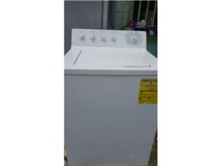 Lavadoras no digitales usadas garantia 12 mes, Puerto Rico