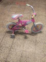 Bicicleta de Nena Barbie 12.5