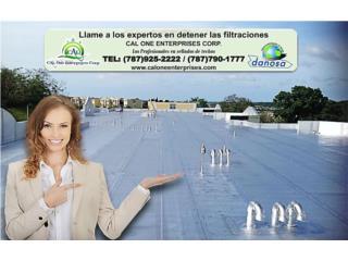 10 a�os de garant�a membranas Danosa, Puerto Rico