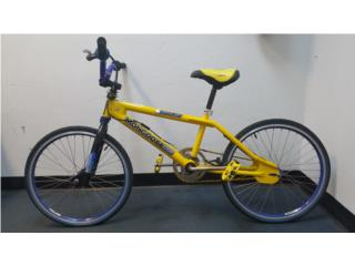 Bicicleta Mongoose, Puerto Rico