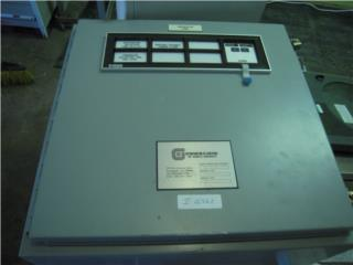 Obrien & Gere Water Process Annunciator Panel, Puerto Rico