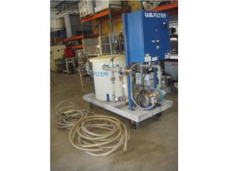US Filter 5 HP CIP Clean In Place System , Puerto Rico