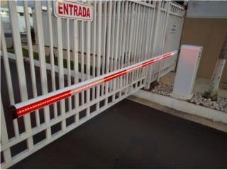 Mantenimientos y Control de Acceso, Puerto Rico