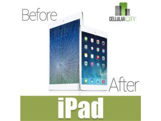 Cristal o LCD iPad Air/Mini/2/3/4, Puerto Rico