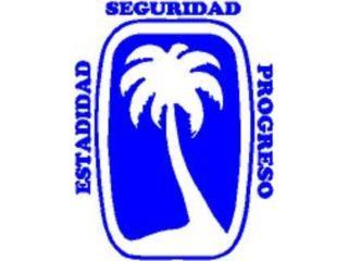 GRATIS PNP Sticker logo Calcomania Politica, Puerto Rico