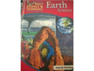 Holt Science & Technology: Earth Science, Puerto Rico