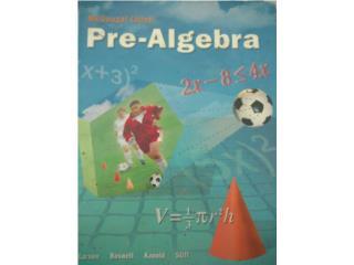 Pre-Algebra (McDougal Littell), Puerto Rico