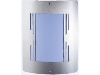 LAMPARA LED PARA EXTERIOR STAINLESS STEEL 82A, Puerto Rico