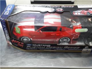 Mustang Custom Design Series - Toy Car , Puerto Rico