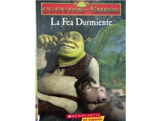 Cuentos de Shrek: La Fea Durmiente, Puerto Rico