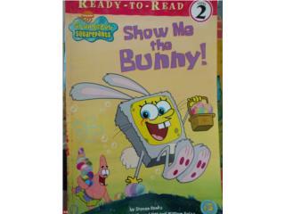 Show Me The Bunny! SpongeBobSquarepants, Puerto Rico
