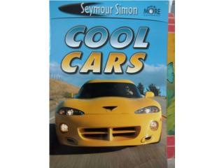 Cool Cars by Seymour Simon , Puerto Rico
