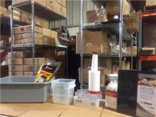 containers,envases,plastico,cuchillos., Puerto Rico