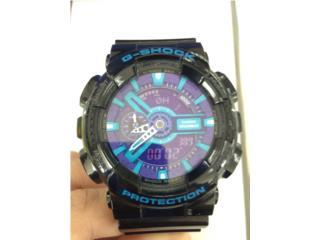 Reloj Gshock Negro , Puerto Rico