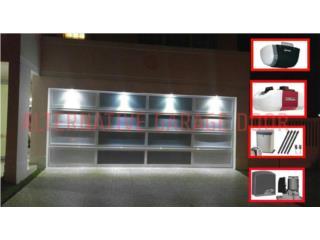 Variedad de puertas de garaje , Puerto Rico