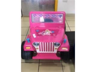 jeep de barbie , Puerto Rico