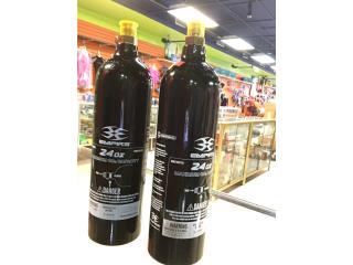 Botellas para gotcha, Puerto Rico