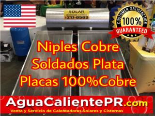 SUPER NUEVO C.SOLAR USA NO STEEL CHINO MARINO, Puerto Rico