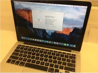 Apple MacBook Pro , Puerto Rico