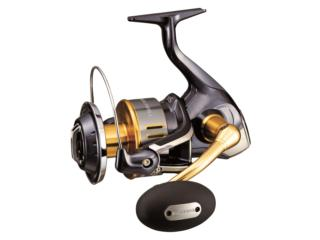 Shimano Twin Power 10000SW Spinning Reel, Puerto Rico