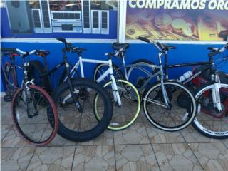 Variedad en Bicicletas, Puerto Rico