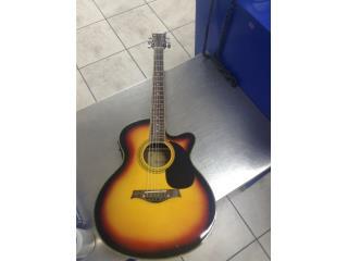 guitarra medina, Puerto Rico